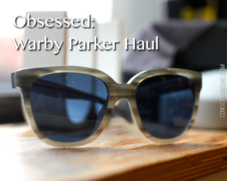 Obsessed Warby Parker