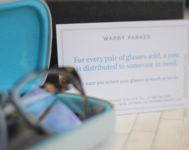 Warby Parker Finch