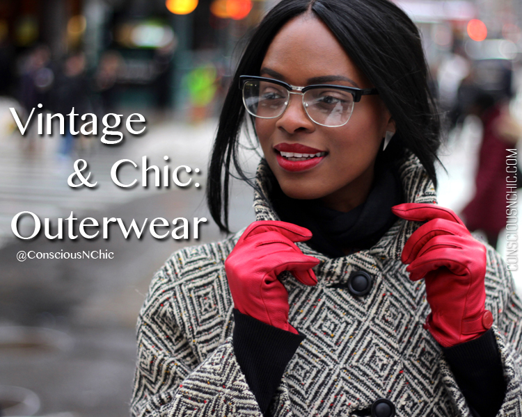 vintage and chic outerwear