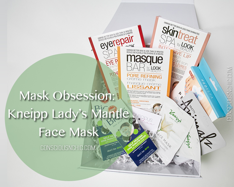 Kneipp Lady's Mantle Face Mask