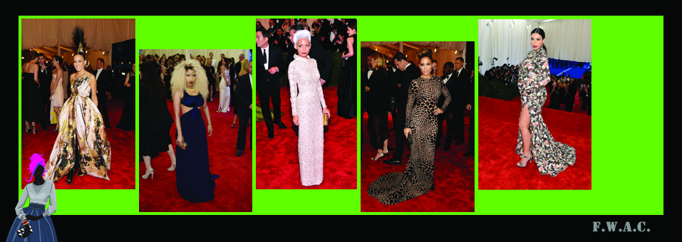 Met Gala 2013 Red Carpet Hits & Misses!
