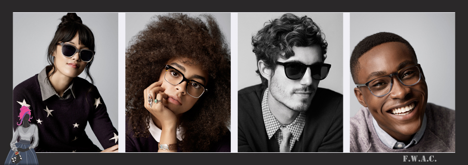 STYLE STRUCK: Warby Parker's Winter 2014 Collection Launches To